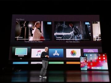蘋果新款TV app也能讓三星等連網電視使用