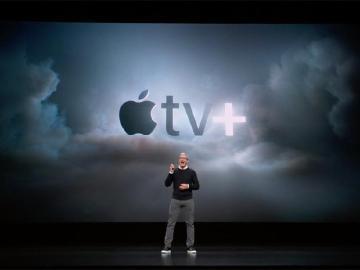好萊塢知名人物站台 蘋果揭曉旗下原創影音頻道服務「Apple TV+」