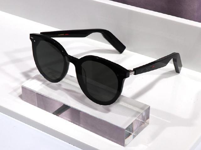華為攜手韓國潮牌GENTLE MONSTER 發表智慧眼鏡
