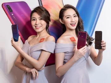 小米9、紅米7與紅米Note 7台灣發表 4月2日上市
