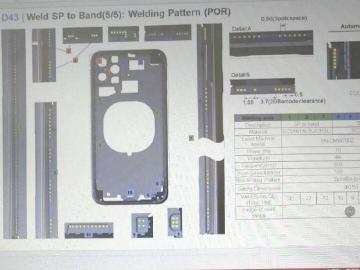 新iPhone機殼設計圖版疑洩三鏡頭設計 專利曝水下攝錄功能