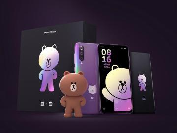 小米攜手LINE FRIENDS 推出限量版行動電源與熊大版手機