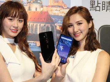 點睛全螢幕與三鏡頭 Nokia X71台灣價格公布