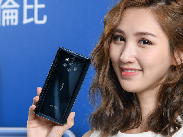 [影片]Nokia 9 PureView重點評測:五鏡頭、無線充電、螢幕指紋