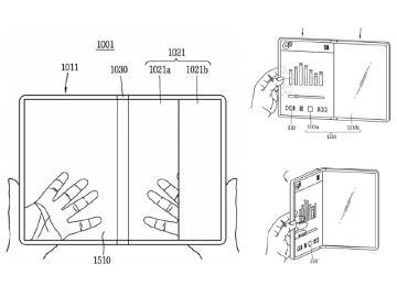 雙螢幕、可折疊還能變透明 LG新專利曝光