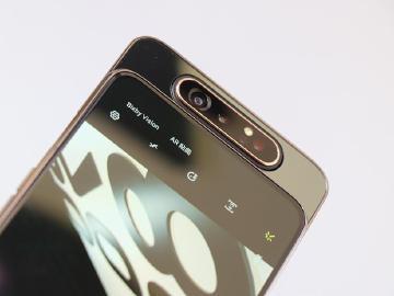 鎖定愛酷炫族!三星A80翻轉鏡頭手機 6月台灣上市