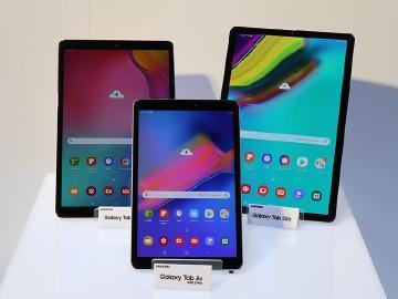 三星新平板Tab S5e、Tab A 10.1與8with S Pen 五月齊發