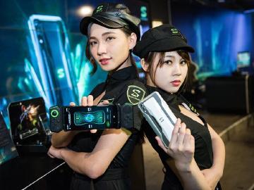 黑鯊搶進台灣遊戲手機市場 5G產品明年初發表
