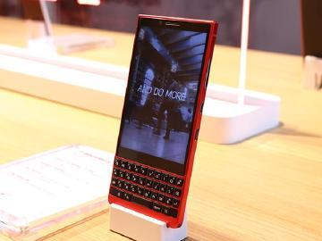黑莓機回歸 BlackBerry KEY2 LE台灣6月上市