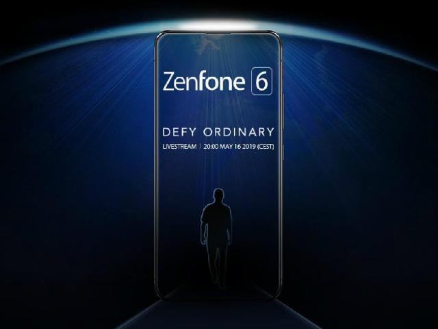 華碩ZenFone 6設計曝光 正面確定為真全螢幕