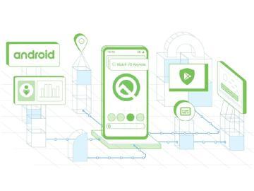 Android 10 Q系統發表 支援可折疊螢幕手機與5G