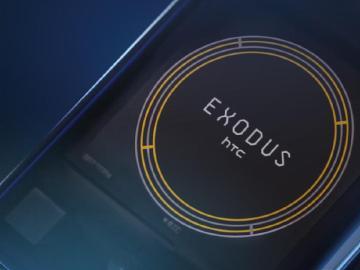 宏達電發表區塊鏈新手機 HTC EXODUS 1s第3季推出