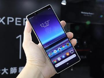 Sony Xperia 1台灣價格破3萬 5/17起開放預購