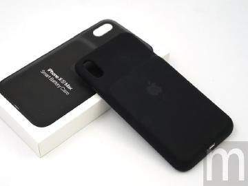 蘋果原廠iPhone XS Max聰穎電池護殼簡單開箱