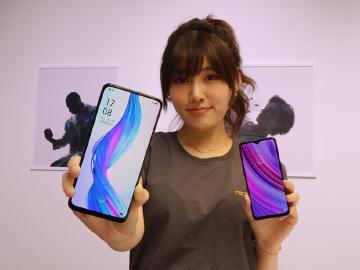 realme X越級平價手機發表 5月底中國首發