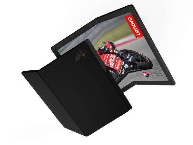 聯想發表可折疊螢幕的筆電 ThinkPad X1預計2020年推出