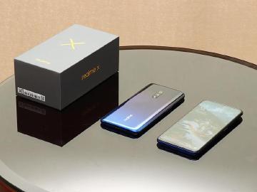 規格越級的S710手機realme X 搶先開箱體驗