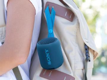 Sony防水便攜式藍牙喇叭 SRS-XB12上市開賣