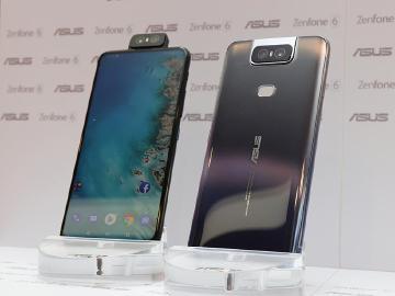 48MP翻轉鏡頭規格設計 ASUS ZenFone 6全螢幕手機體驗