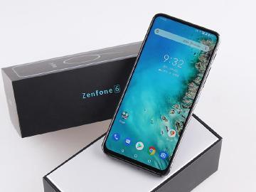 翻轉鏡頭設計再現 ASUS ZenFone 6開箱與跑分