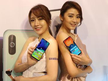 三星A系列中階規格手機 A60與A40s台灣6月上市