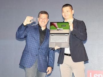 高通攜手聯想全球首發5G PC 搭載7奈米8cx與X55