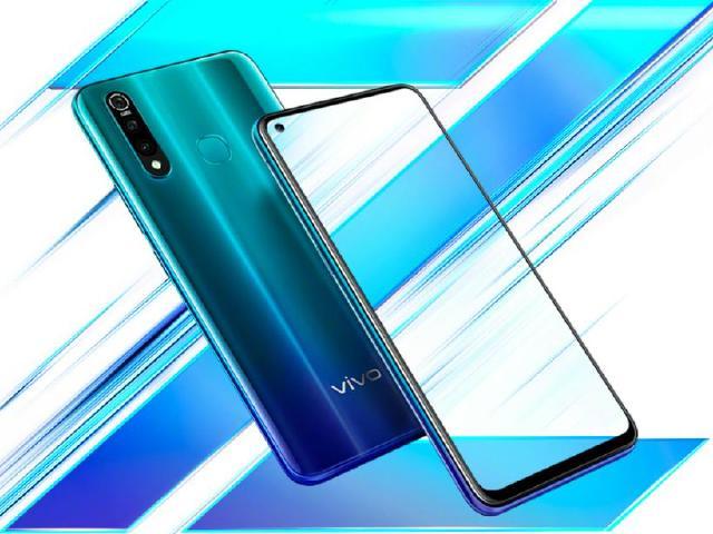 vivo Z5x平價手機發表 6.53吋挖孔螢幕與5千大電量配置