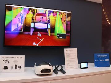 高通攜手中華電信、Nokia與HTC 在台灣展現5G網路應用