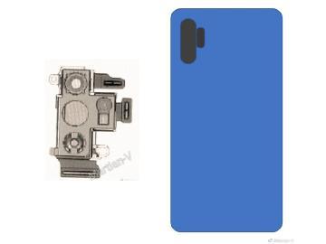 三星Note 10傳四鏡頭主相機 心跳感測器可能移除