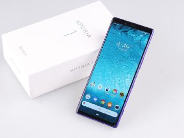One Sony旗艦新作 Xperia 1台灣上市版本開箱與跑分