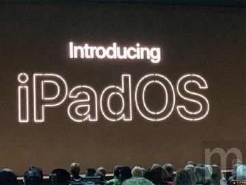 iPadOS讓iPad應用功能與iPhone明顯區隔