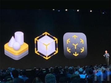 蘋果強化擴增實境應用 讓虛擬物件更擬真和容易打造