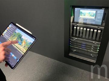 蘋果展示運算效能虛擬化應用 不同裝置工作流程更順暢