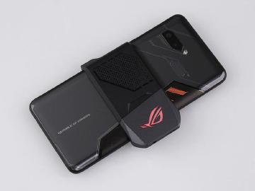 華碩二代電競手機與騰訊遊戲合作 ROG Phone II型號確定
