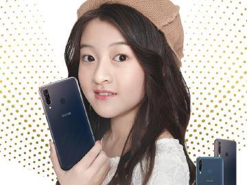 SUGAR T50與T10台灣推出 Gail成糖果手機最新代言人