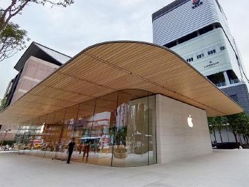 [影片]台灣首家蘋果旗艦店 Apple 信義 A13開幕直擊