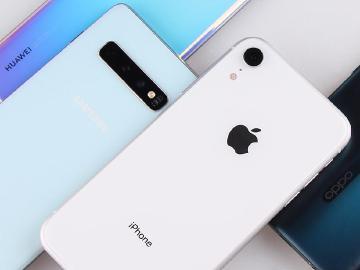 台灣5月手機銷售量止跌 華為掉出前三大