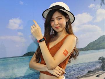 小米手環4代台灣價格865 體重計2與米家LED檯燈同步推出