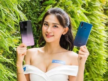 三鏡頭手機vivo Y17台灣價格9千有找 7月上市