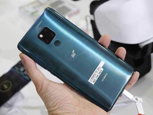 華為Mate 20 X取得中國5G進網許可 5G網速實測[MWCS 2019]