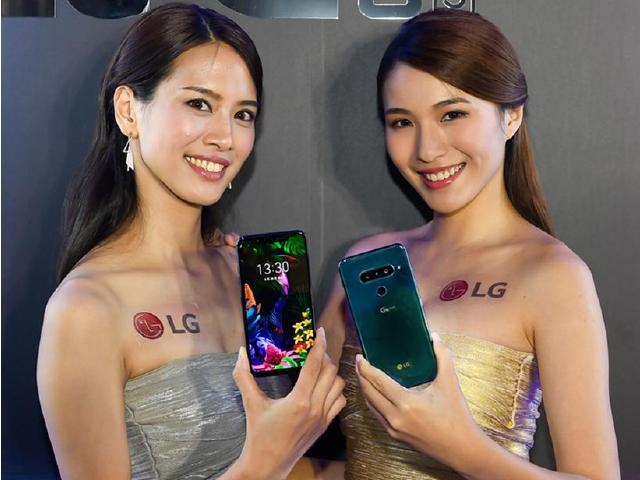 [影片]LG G8S ThinQ重點評測:手勢隔空操作、掌紋解鎖、137超廣角