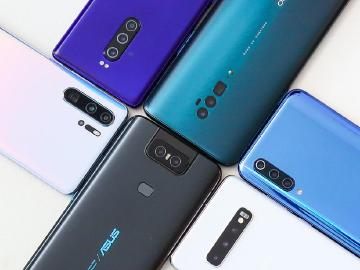 購機看評價 2019上半年6款安卓旗艦手機日間拍照比較