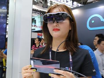 為5G準備 vivo AR眼鏡做為手機的延伸[MWCS 2019]