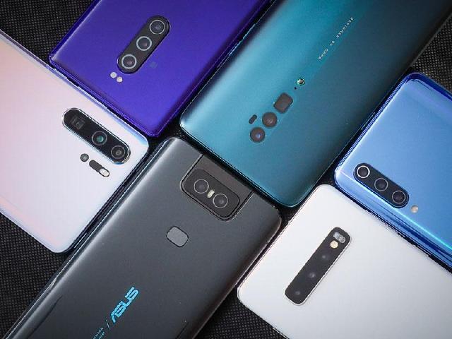 購機看評價 2019上半年6款安卓旗艦手機夜間拍照比較