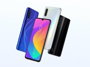 小米CC9系列手機發表 CC9定製版加入美圖原生相機技術