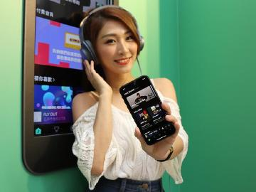 LINE MUSIC台灣上線 WOW音樂方案最低149