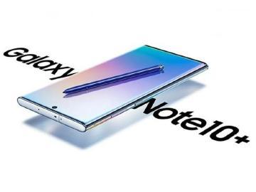三星Note 10+宣傳圖疑洩 8月底傳南韓上市