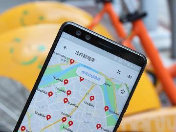 共享單車即時查詢 Google地圖首波開放新北與高雄