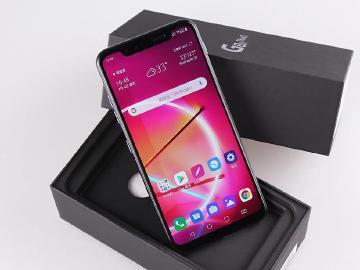 手勢隔空操作與掌紋解鎖 LG G8S ThinQ開箱