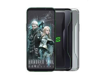 黑鯊手機2推出百魂戰記限定版 6+128規格中華電信開賣